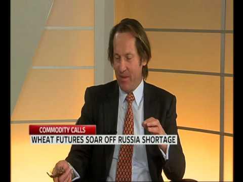 Wheat futures soar off Russia shortage