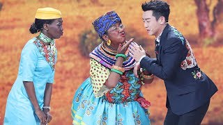 Chinese State-Run TV Loves Blackface