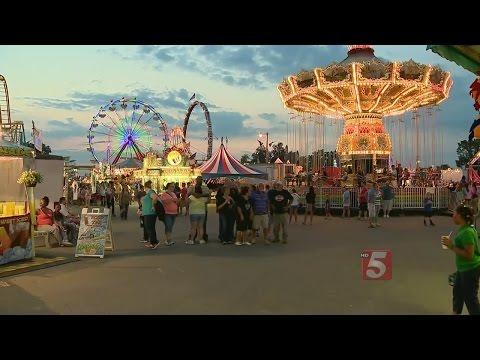 2014 Wilson County Fair Begins