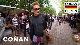 Download Song Conan Hits The Streets Of Berlin  - CONAN on TBS Free StafaMp3