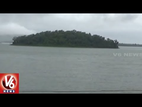 Godavari River Irrigation Projects Brimming After Heavy Inflows Due Rains | V6 News