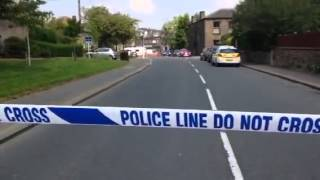 Forensics at Reinwood Road Stabbing