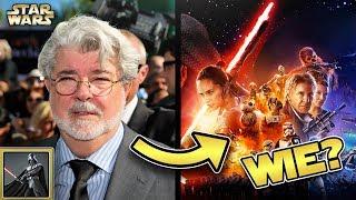 Star Wars: Wie sich GEORGE LUCAS die SEQUELS vorgestellt hatte [deutsch]