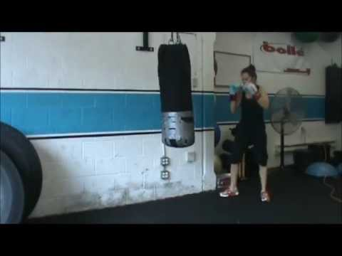 Heavy Bag Workout 3 Image 1