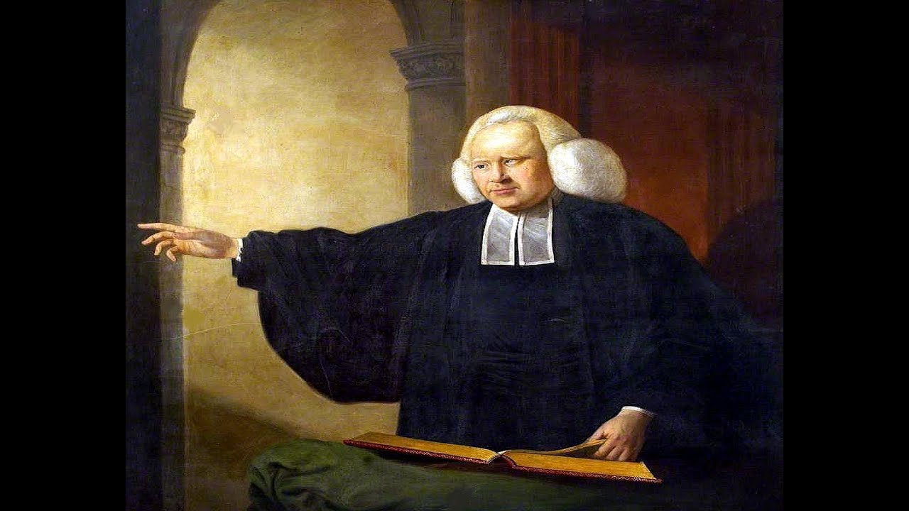 George Whitefield Sermon - On the Method of Grace - YouTube