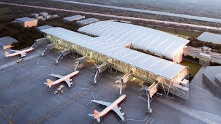 TOP 10 Most Beautiful Airports in india [Must Watch]