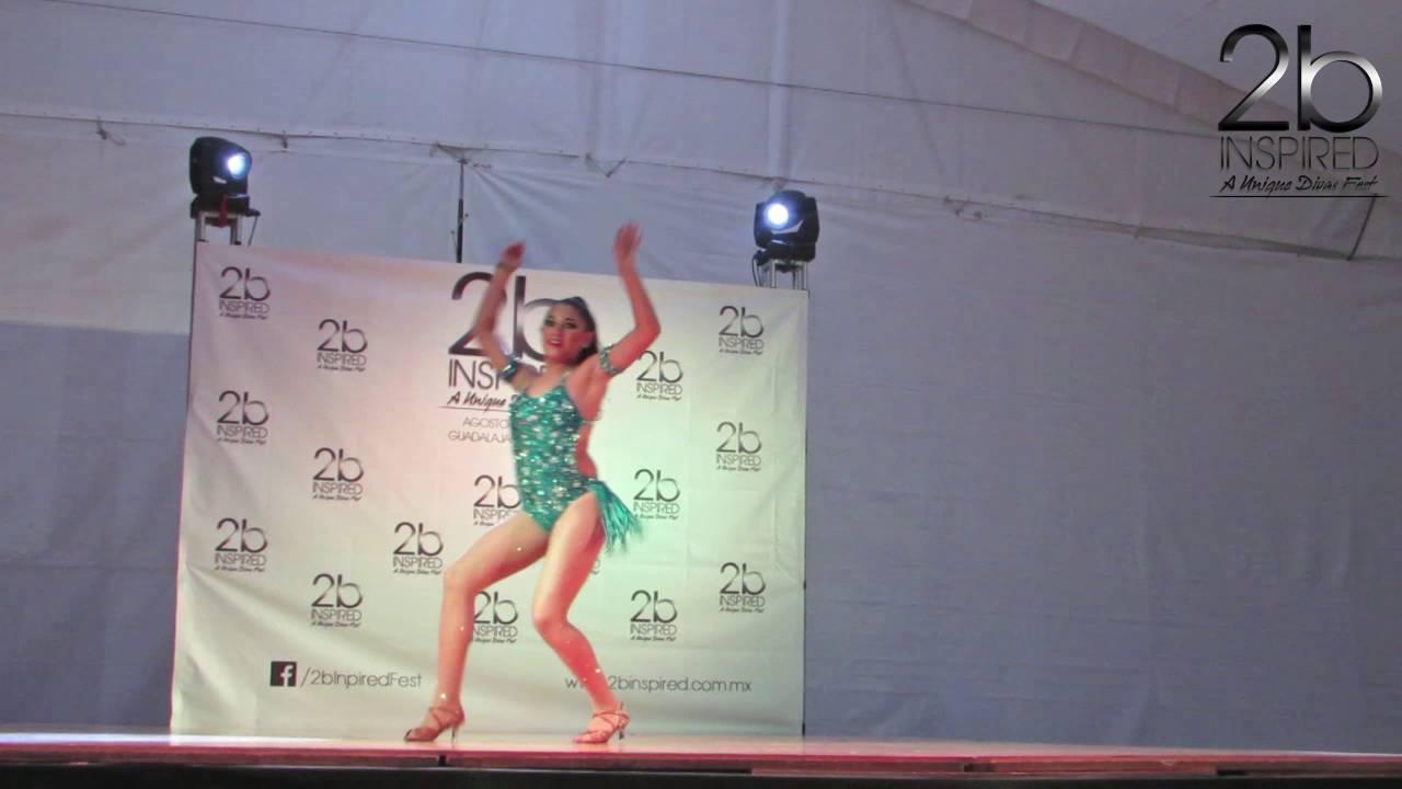 Fanny Vaca | 2do Lugar, Salsa Soloista Kids | 2b Inspired 2016