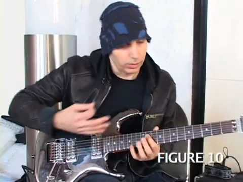 Joe Satriani's Guitar Tips video
