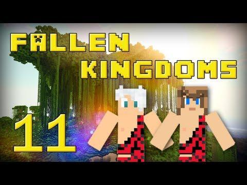 fallen kingdoms 2 : frigiel & ectalite | jour 11 - minecraft