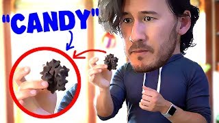 Markiplier Tries KOREAN CANDY