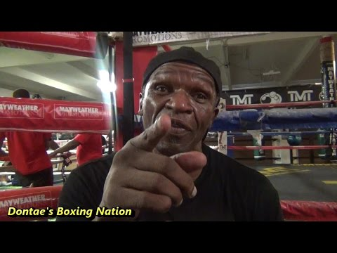 MAYWEATHER SR HEATED!! REACTS TO DEVON ALEXANDER ACCUSATIONS OF FLOYD AVOIDING BLACK FIGHTERS