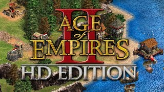 Age of Empires 2  - Wikinger vs Briten [No Commentary]