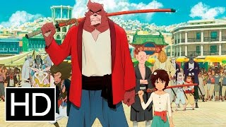 The Boy And The Beast - Official English Language Theatrical Trailer