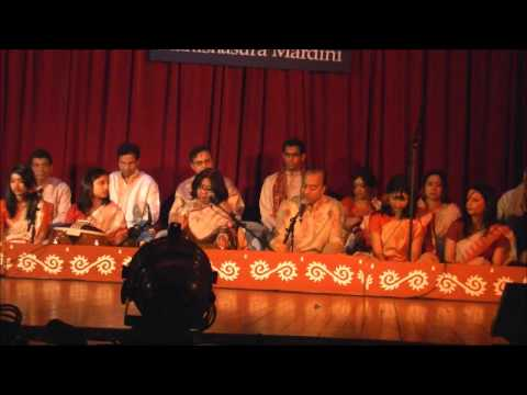 Mahishasura Mardini, Mahalaya, Sydney, 17-09-2011 video