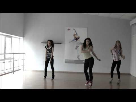 Inna Show ! E-dance studio! go-go group \ Big Booty Bitches