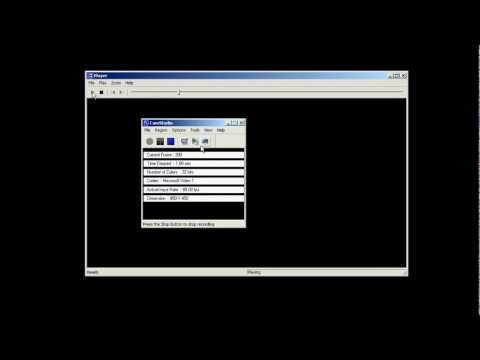 Camstudio - How to record a video for Ultima Online