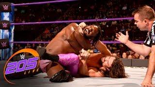 The Brian Kendrick vs. Rich Swann - WWE Cruiserweight Title Match: WWE 205 Live, Nov. 29, 2016
