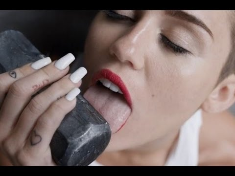 Miley Cyrus Wrecking Ball Video Reaction video