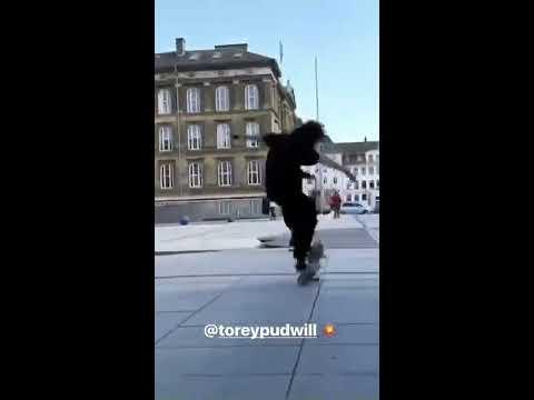 Grizzly Griptape Instagram Story Recap - Copenhagen Pro Part 1