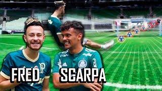Chute na Gaveta com Gustavo Scarpa! - Desafio do Fred