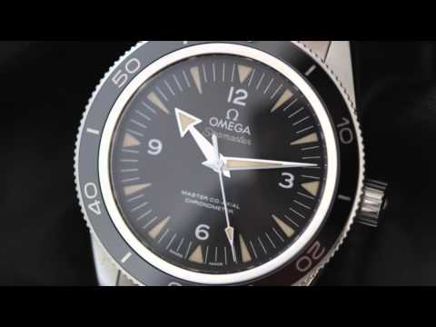 Omega Seamaster 300 Master Co-Axial Review