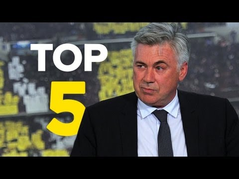 Top 5 Unfairly Sacked Managers