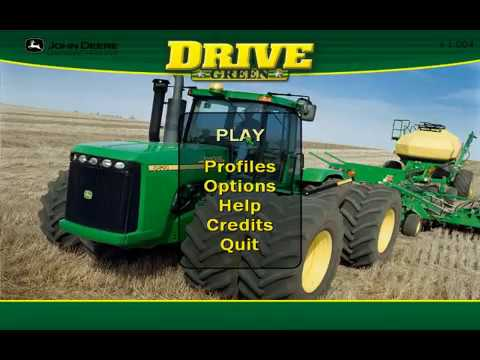John Deere Drive Green #1 Video