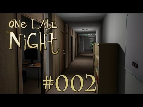 [Facecam] Let's Play One Late Night #002 - Workaholic (Deutsch) [HD]