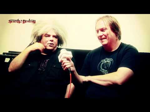 Melvins interview HD