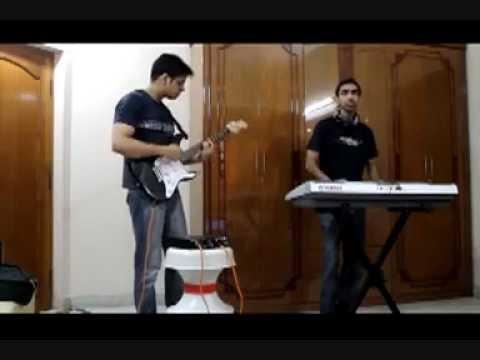 AADAT  BY ATIF ASLAM & JAL PARI (INSTRUMENTAL) GUITAR VERSION...