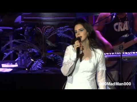 Lana Del Rey - Ride - HD Live at Olympia, Paris (27 April 2013)