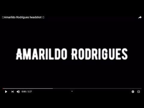 Amarildo Rodrigues - headshot