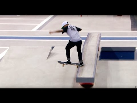 Chaz Ortiz Back Tail Kickflip -- New Jersey 2015