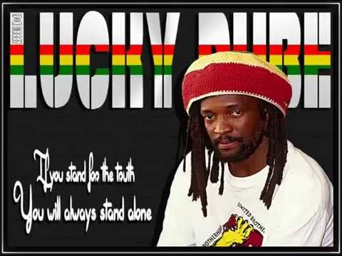 Lucky Dube - You Stand Alone