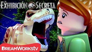 TRÁILER | LEGO JURASSIC WORLD: LA EXHIBICIÓN SECRETA