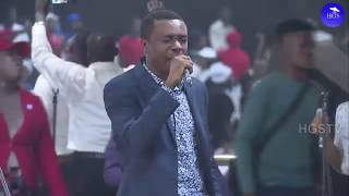 NATHANIEL BASSEY MINISTRATION | RCCG HOLY GHOST CONGRESS 2019