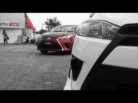 Toyota Yaris 1.2 TRD