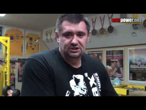 Training of armwrestling #58 - TOP ROLL more information