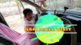 GSM MALL VISIT II HYDERABAD II MIYAPUR II FUN AT GSM MALL