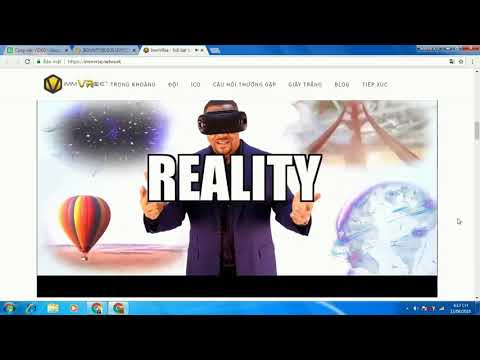 IMMVRSE ICO REVIEW - NỀN TẢNG CHIA SẺ NỘI DUNG VR DỰA TRÊN BLOCKCHAIN
