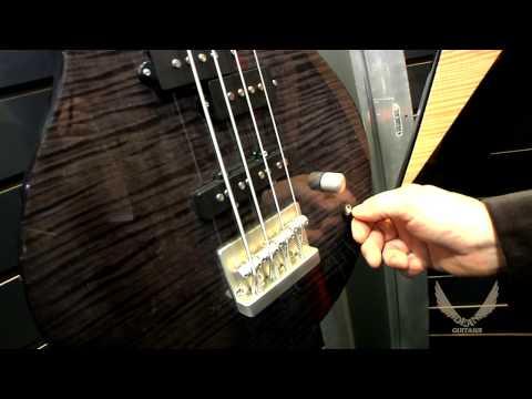 Dean Guitars 2014 N.A.M.M. Ashley Purdy Cadillac Bass
