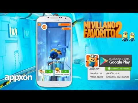 Mi Villano Favorito (Minion Rush) para Android ¡GRATIS!