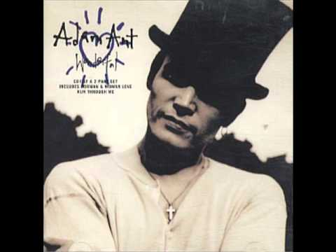 Adam Ant - Goes Around