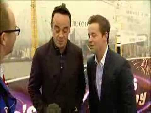 Interviewing Ant and Dec