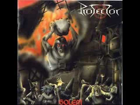 "Protector(Ger) - ""Golem"" 1988"