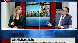 İş ve Yaşam | AÜ İİBF Dekanı Prof.Dr.Mehmet Başar