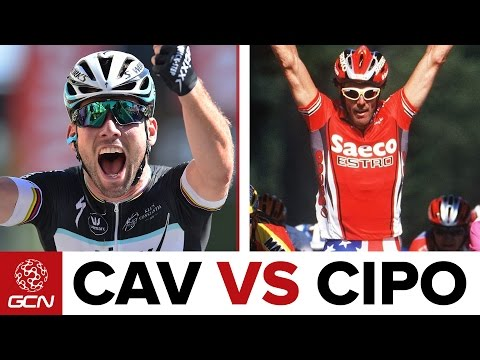 Mark Cavendish Vs Mario Cipollini – Who Is The Best Sprinter Of All Time?