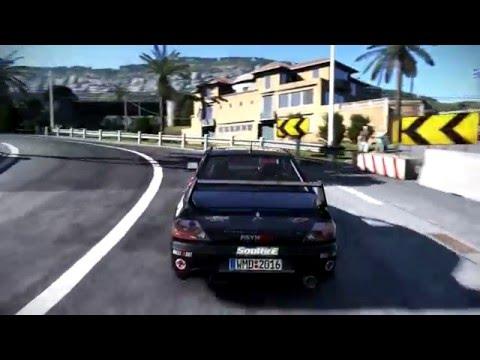 Project Cars - [Клип:Покатаемся по городу]