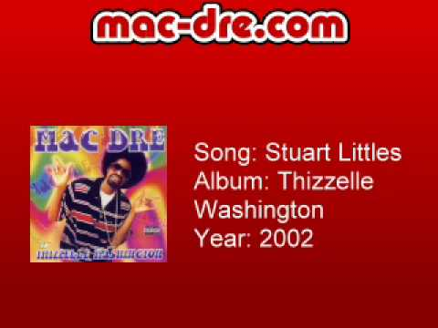 Mac Dre - Stuart Littles