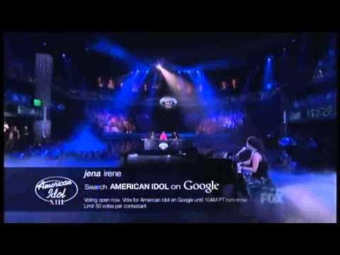 Jena Irene Asciutto - Decode - American Idol 2014 Season XIII
